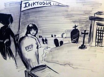 Inktober4 by Oriworks