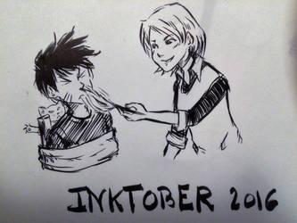Inktober6 by Oriworks