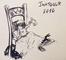 Inktober7 by Oriworks