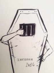 Inktober11 by Oriworks