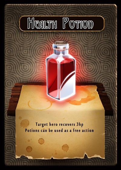 Item Card by Petarsaur