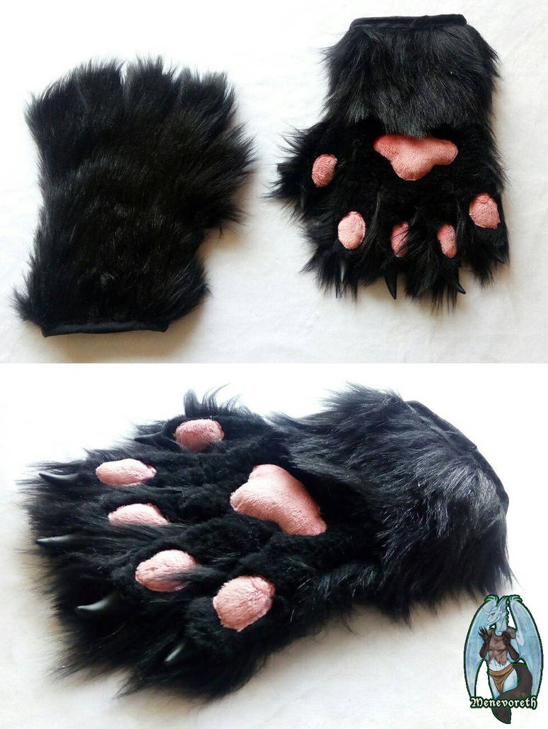 [Commission] Paws for nightwalker-cagney