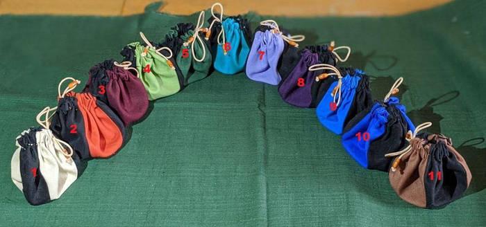 Medieval purses