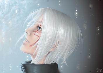 DGM: Droplet Of Innocence by gerberaMF