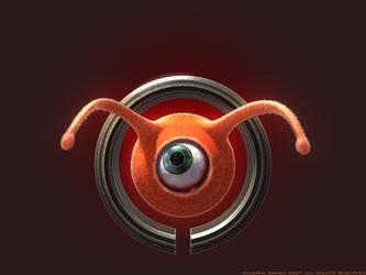 I've an eye on you ... by deadmandesign