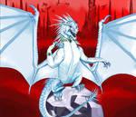 Queen Glacier - Wings of Fire