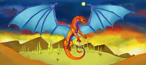Prince Venus - Wings of Fire