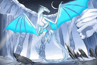 Queen Opal - Wings of Fire by Peregrinecella