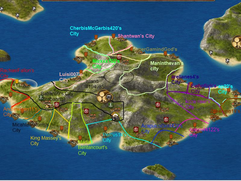 Grepolis Explore Grepolis On DeviantArt - Grepolis us maps