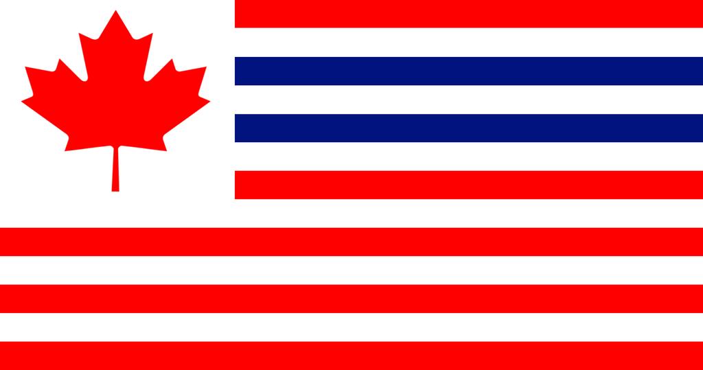 AH- Americanized Canada or United States of Canada by eddsworldbatboy1