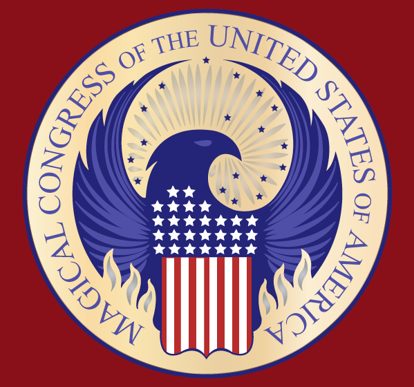 Magical Congress of the United States of America by evisel
