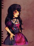 Duchess Raven Waves TP style