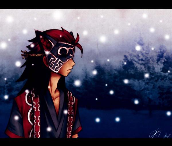 Okami: Oki of the Wolf Tribe by tepaipascual on DeviantArt