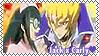 Stamp: Jack x Carly by Kathisofy