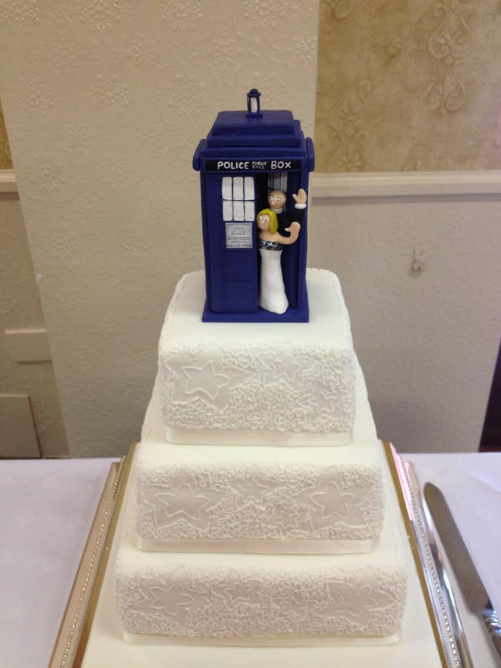 Tardis Wedding Cake Topper Buy