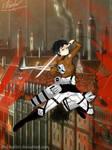 Levi( Attack on titan)