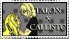 Callisto x Talon Stamp C by dragondoodle