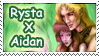 RystaxAidan stamp by dragondoodle