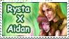RystaxAidan stamp by dragondoodle