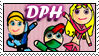 DPH Stamp A by dragondoodle