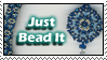 Bead It Stamp C by dragondoodle