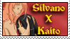 Silvano x Kaito Stamp by dragondoodle