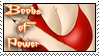 Boobs of Power 3 Stamp by dragondoodle