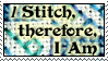 I Stitch by dragondoodle