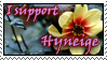 Stamp for Hyneige by dragondoodle