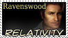 Comm - Ravenswood Stamp by dragondoodle