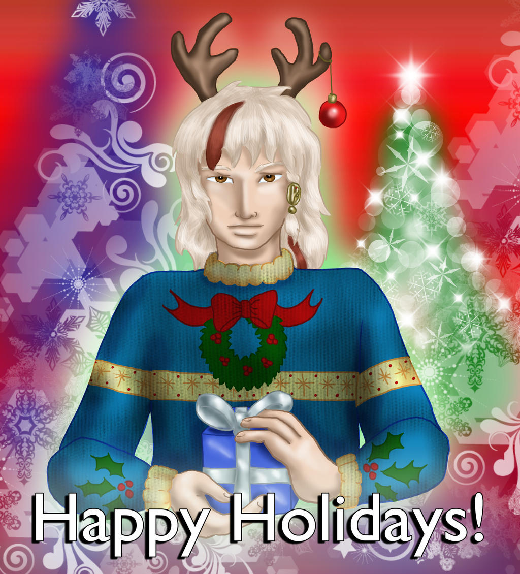 Merry Christmas from Aardrin