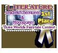 Winner Literature 3 worlds by dragondoodle
