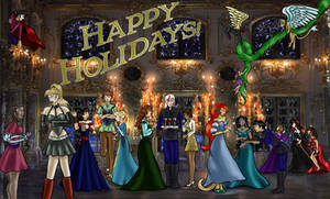 2014 OC Holiday Party