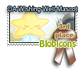 Wishing Well Contest 3rd place by dragondoodle