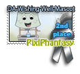 Wishing Well Contest 2nd place by dragondoodle