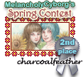 2nd Place MC Spring Contest by dragondoodle