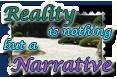 Prize Stamp - Reality Narrative by dragondoodle
