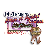 3rd place OCT Homecoming Improvement