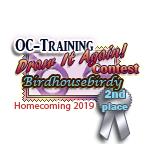 2nd place OCT Homecoming Improvement