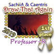 1st Place Draw that Again2019