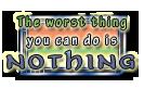 Worst Thing - Pratchett