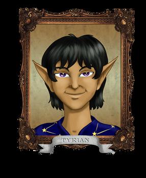 Tyrian Portrait