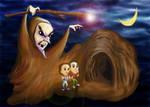The Cave of Mr Pricolici