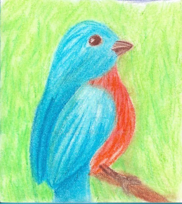 Birdie by Dal-Vadar