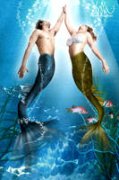 mermaid by Arshad-Art-Concept