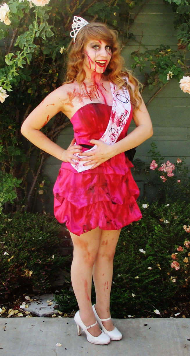 Zombie Prom Queen 2 by pixi996