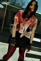 Zombie by HiroshimaPHOTOGRAPHY