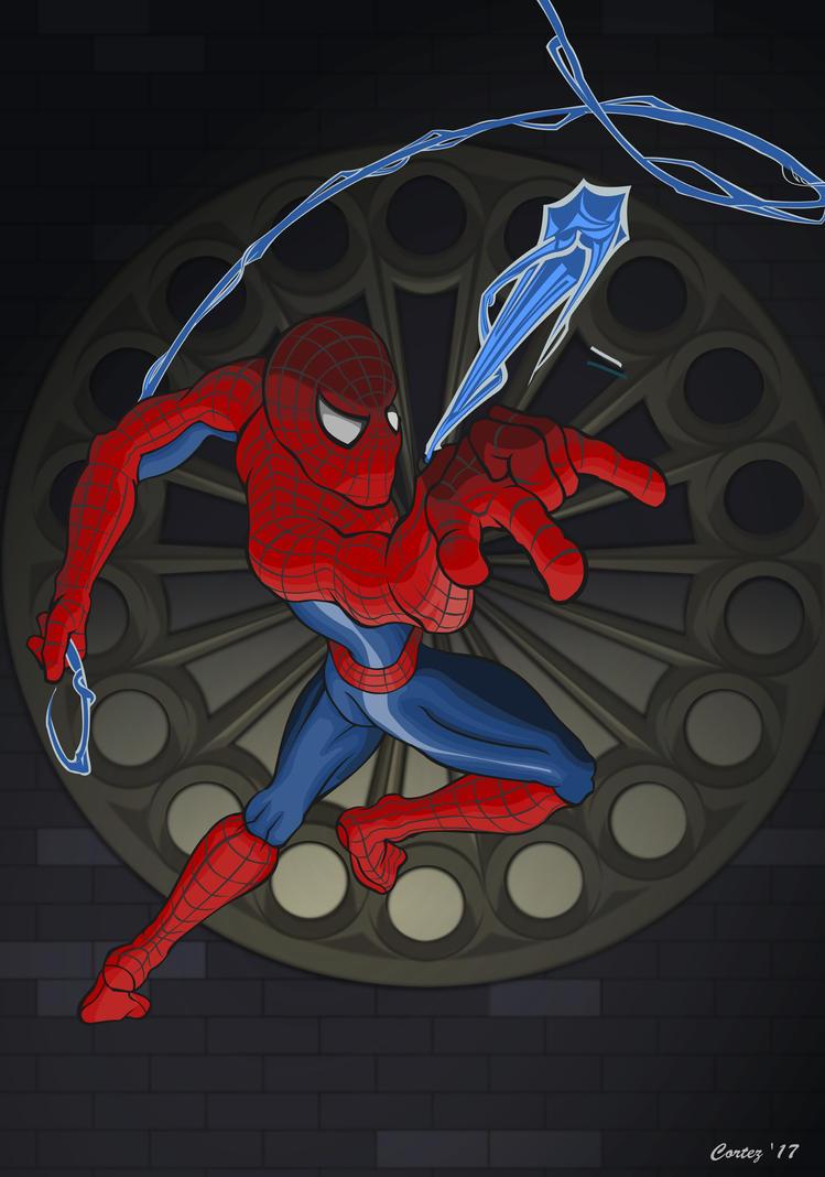 Spider-Man: Swinging by Jintel0