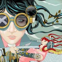 Comic Book Tattoo cover art