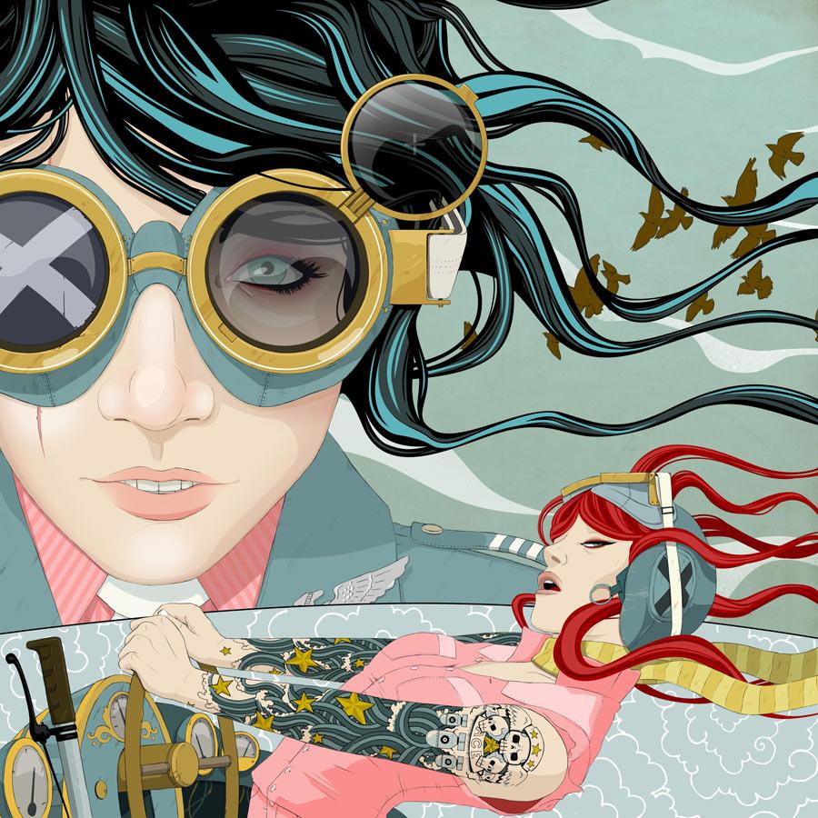 Tutoriais Illustrator 10 Ilustradores que Você Deveria Conhecer D0b64d3f1847aba8fb756e1e65693579